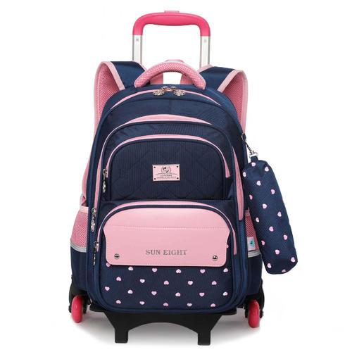 白菜价!123ink精选多款成人儿童时尚书包、背包4.99加元起特卖+包邮!