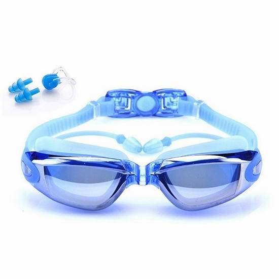 KXCFCYS 游泳护目镜3.8折 7.62加元!