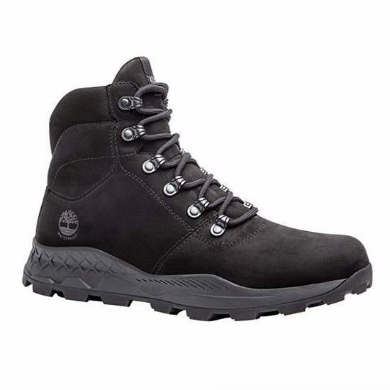 白菜价!Timberland 添柏岚 Brooklyn WP 纽约酷靴 男式复古登山靴(9码)3.3折 60.46加元包邮!
