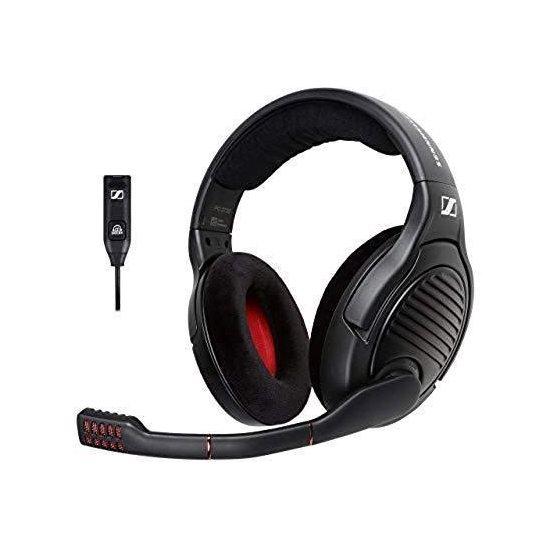 历史最低价!Sennheiser 森海塞尔 PC 373D 7.1环绕立体声 头戴式游戏耳机4.5折 149.95加元包邮!