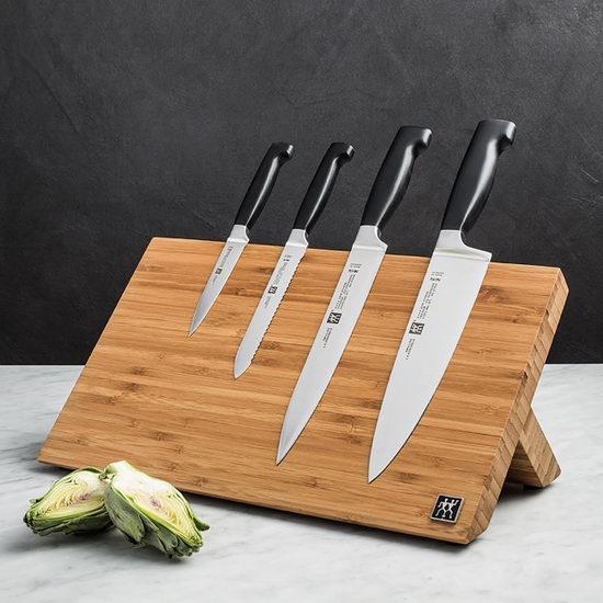 Zwilling 双立人 四星系列厨房刀具5件套2.8折 169.99加元包邮!