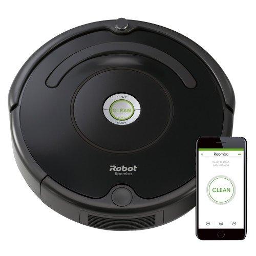 黑五必抢:历史新低!iRobot Roomba 675 WIFI 智能真空扫地机器人6.7折 269.99加元包邮!支持Alexa语音控制!