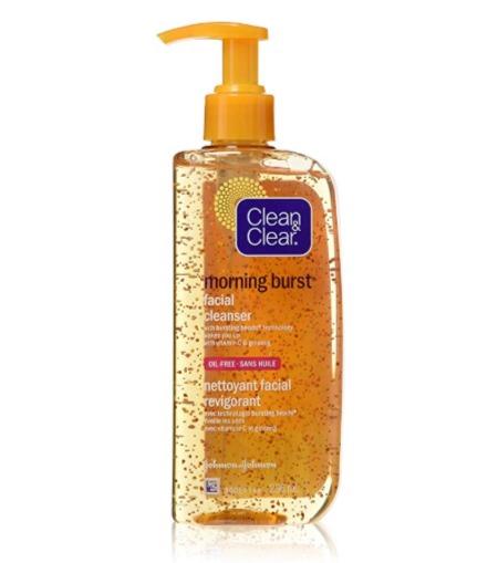 Clean & Clear可伶可俐  维生素C+人参洁面乳 6.97加元,原价 8.97加元