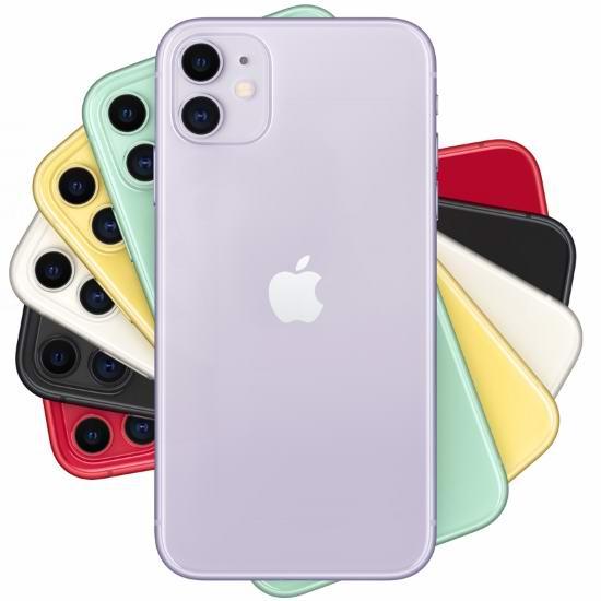 苹果官网翻新 iPhone 11 智能手机 579加元起热卖中!