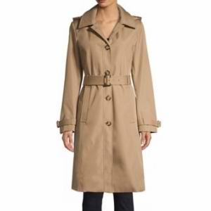 今日闪购:精选新款 SOIA & KYO、Calvin Klein、Lauren Ralph Lauren 等品牌女式羽绒服、防寒服、羊毛狐狸毛大衣、风衣等全部5.6折,折后低至44.24加元!内附单品推荐!