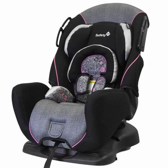 历史新低!Safety 1st Alpha Omega 65 3合1婴幼儿汽车安全座椅5.4折 119.97加元包邮!