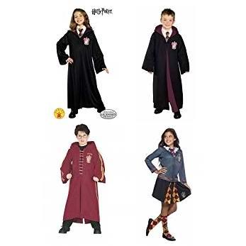 金盒头条:精选 Harry Potter 哈利波特系列 儿童万圣节服饰及配饰6.3折起!