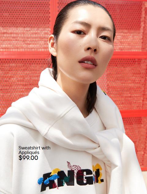 大表姐张艺兴代言!H&M x Angel Chen联名中国风卫衣、T恤 、潮鞋35加元起优惠!