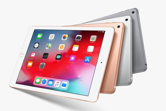Apple iPad 32GB/128GB 9.7寸平板电脑 359.99-467.99加元包邮!3色可选!