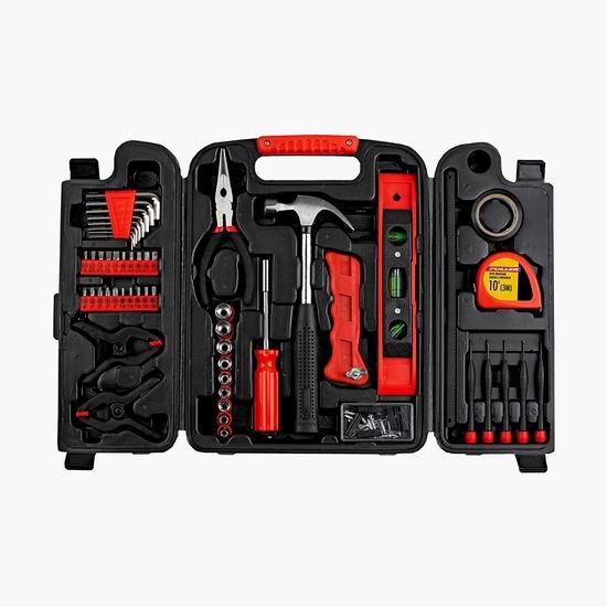 Fuller Tool 家用工具134件套 24.99加元!
