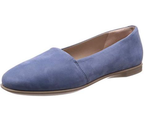 白菜价!ECCO 爱步 Incise Enchant芭蕾舞鞋 39.04加元(9-9.5码),原价 165.07加元,包邮