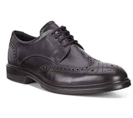 ECCO 爱步 Lisbon Brogue男士乐福鞋 98.12加元(9-9.5码),原价 200加元