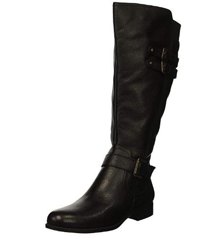 Naturalizer Jessie女士宽筒靴  66.19加元(8.5码),原价 195.15加元,包邮