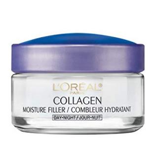 L'Oreal Paris 欧莱雅Collagen胶原蛋白重塑丰盈日霜 50毫升 17.21加元,原价 23.1加元