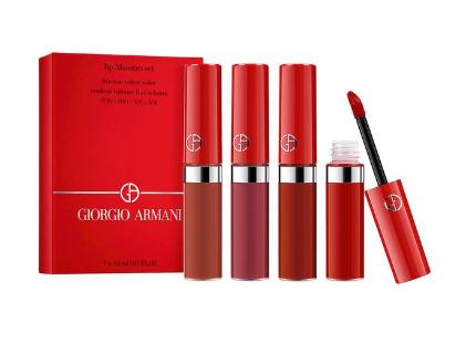 Giorgio Armani 阿玛尼新迷你红管 400+200+501+405套装 售价 72加元 +满送2件套