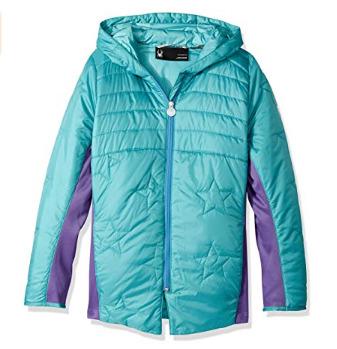 白菜价!Spyder 女童滑雪服 26.89加元起(3色),原价 139.84加元