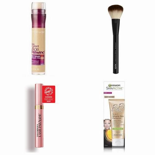 金盒头条:精选Garnier、L'Oreal Paris、NYX Professional Makeup等化妆品及化妆刷 5.5折起优惠!