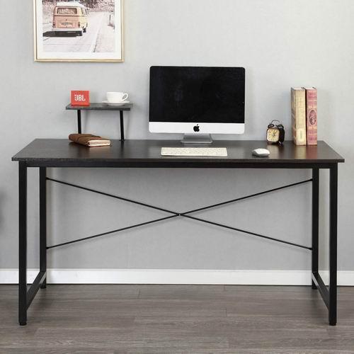 手慢无!Soges 47英寸时尚书桌/电脑桌3.2折 41.65加元限量特卖并包邮!