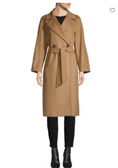Weekend Max Mara 上衣、裤装、连衣裙 、气质大衣4折起+额外7.5折!封面款784加元!