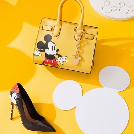 Aldo X Disney 携手米奇&米妮系列合作款鞋包热卖中!