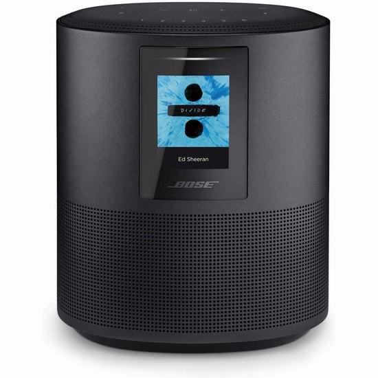 Bose Home Speaker 500 智能音箱 399加元包邮!2色可选!