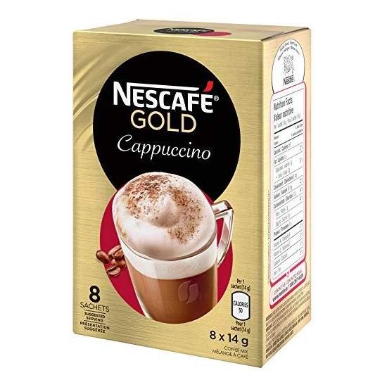 金盒头条:NESCAFÉ 雀巢速溶咖啡(48杯量) 20.89加元!3种口味可选!