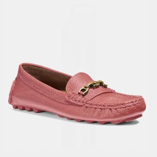 Coach Crosby Driver 女式乐福鞋 4折  78.75加元+包邮!3色可选!