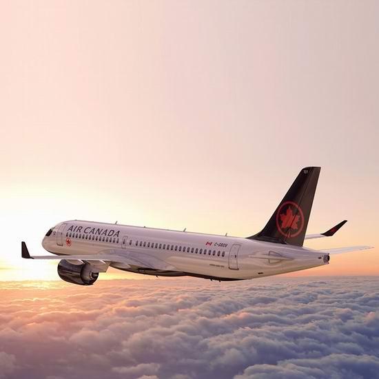 Air Canada 加航 全球机票限时8.5折!往返中国低至489加元!仅限今日!