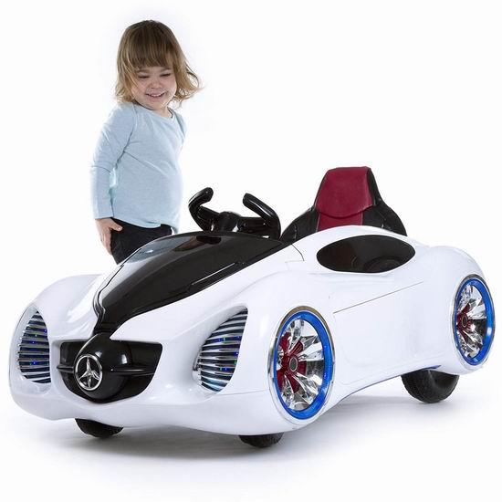 白菜价!历史新低!Rockin Rollers 儿童电动车1.6折 99.86加元包邮!