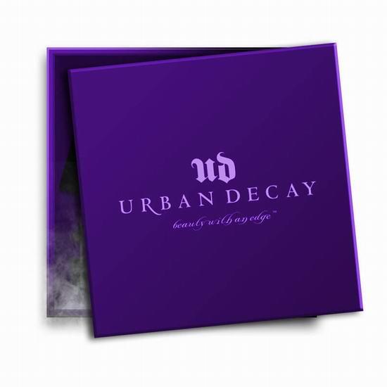 Urban Decay 限量版万圣节神秘礼包(含5正装,价值150加元)75加元包邮,送3豪华中样!仅限今日!