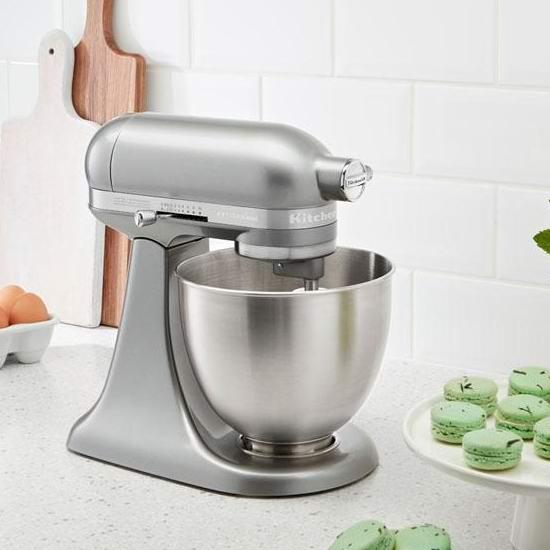 历史最低价!KitchenAid 厨宝 Artisan 名厨系列 KSM3311XCU 3.5夸脱 多功能立式厨师机 249.99加元包邮!