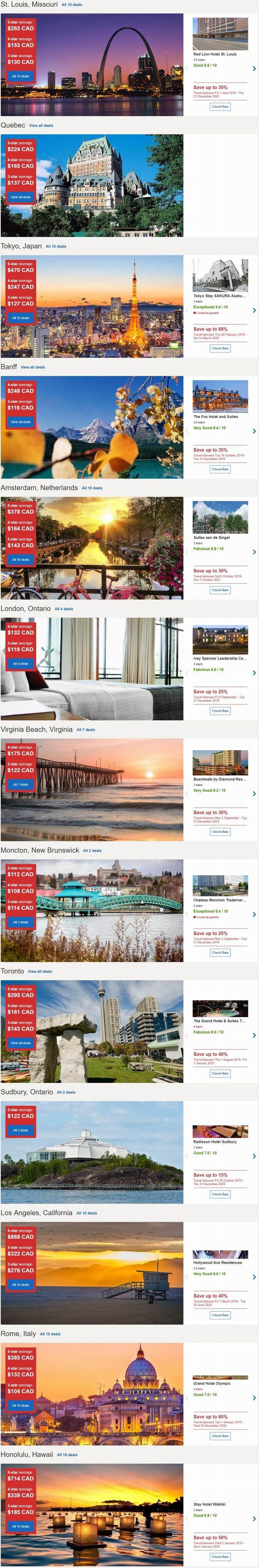 Hotels.com精选全球度假酒店住宿6折起+额外9.5折+住满10晚再送1晚!