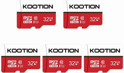金盒头条:精选多款 KOOTION Micro SD 记忆卡超值装 13.59加元起!