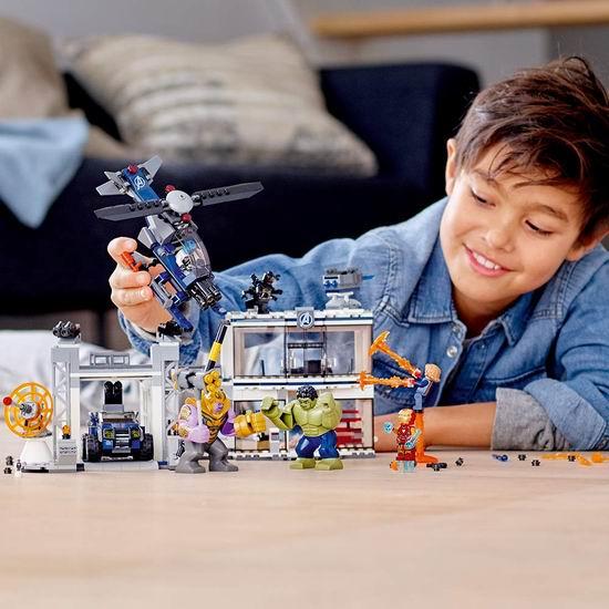 历史新低!LEGO 乐高 76131 超级英雄 复仇者联盟基地大决战(699pcs)5.7折 79.99加元包邮!
