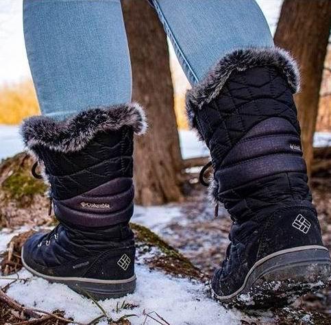 精选 Columbia 户外雪地靴、登山鞋 5.7折 39.98加元起!