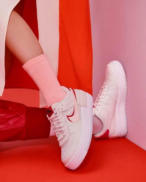 Nike Air Force 1 Shadow 微增高超美配色 145加元热卖!6色可选!