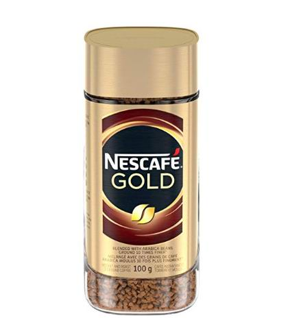NESCAFÉ 雀巢金牌速溶黑咖啡 原味  4.73加元,原价 5.77加元