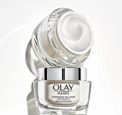 OLAY 玉兰油水感透白亮肤睡眠面膜 16.62加元,3款可选