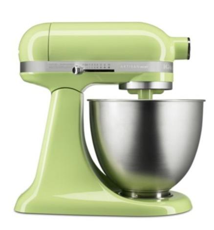 KitchenAid厨房小家电大促:厨师机269加元、搅拌机49.99加元、食物处理器 49.99加元、咖啡机 119.99加元、果汁机99加元