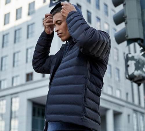 Lululemon 露露柠檬精选男士运动服饰、夹克、羽绒服 等5折起!