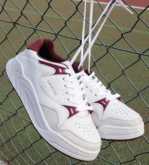 LACOSTE  Court Slam 新款复古老爹鞋 售价 165加元