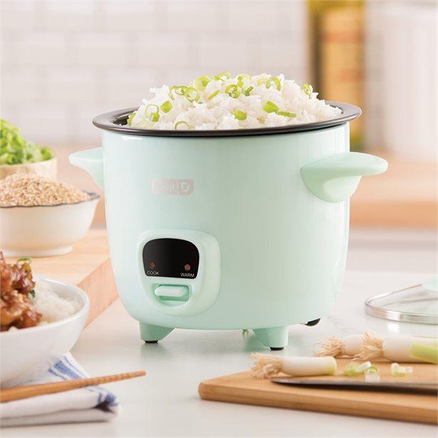 精选 Dash 厨房小家电 7.5折,低至15加元!入小清新电饭煲、快速煮蛋器、小型烤箱、mini空气炸锅!
