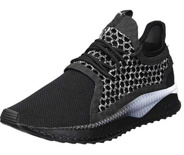 PUMA Tsugi Netfit男款运动鞋 黑色 56.03加元(8码),原价 143加元,包邮