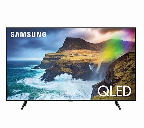 历史新低!Samsung 三星 65英寸 Q70R  QLED光质量子点电视5.6折 1697.99加元包邮!