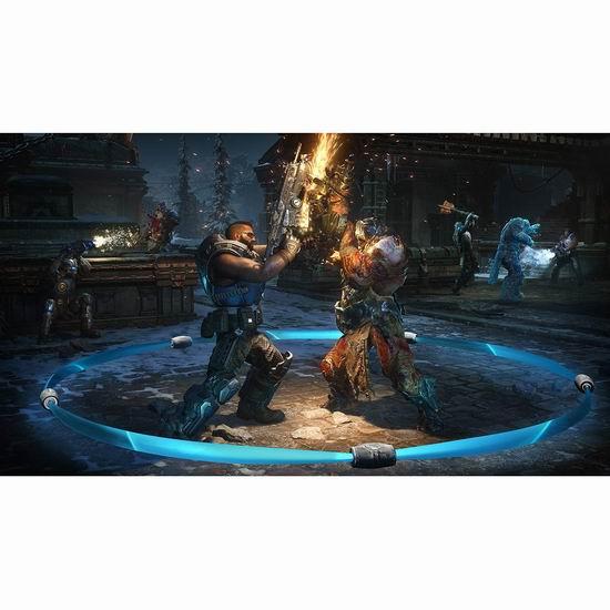 历史新低!Xbox One S 1TB 家庭娱乐游戏机+《Gears 5 战争机器5》套装 249.95加元包邮!