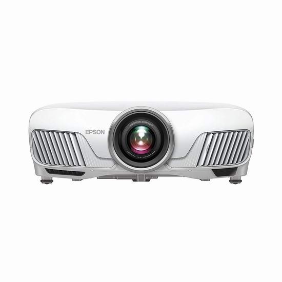 历史最低价!Epson 爱普生 Home Cinema 4010 PRO-UHD 4K超高清 家庭影院投影机6.5折 1697.97加元包邮!