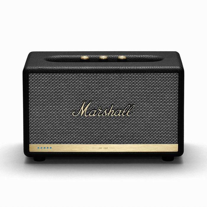 近史低价!Marshall 马歇尔 1002493 Acton II Voice 语音控制 智能蓝牙音箱6.6折 263.8加元包邮!