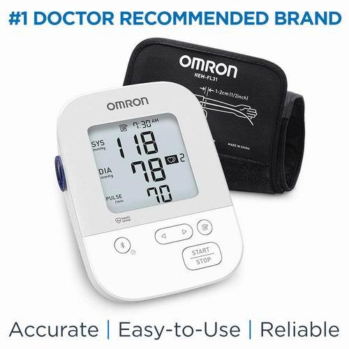 黑五价!OMRON 欧姆龙Silver上臂式 电子血压计 67.91加元,原价 92.4加元,包邮
