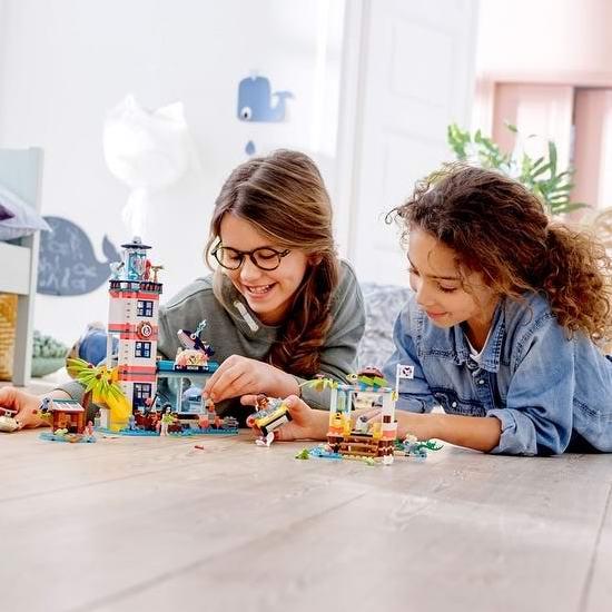 The Bay全场 Lego 乐高积木玩具 满享7.5折优惠!新品都在打折!