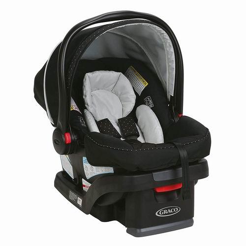 Graco Snug Ride Lock 30婴儿安全座椅 149.99加元,原价 239.99加元,包邮